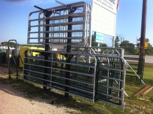 Priefert Fencing Products at Eagle