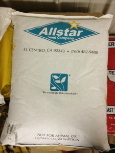 allstar seed 225x300 Get Your Grass Seed at Eagle