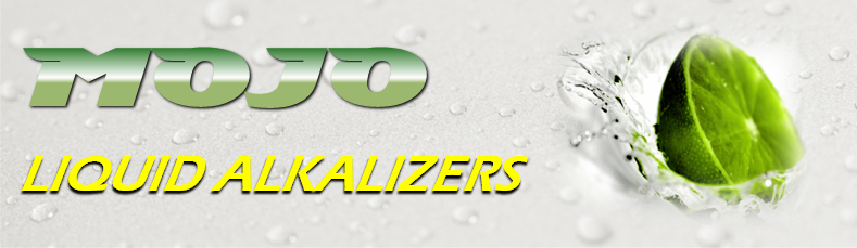 Mojo Now Selling Liquid Alkalizer