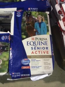 equine sr active 2 e1415371409169 225x300 Newly Formulated: Equine Senior & Senior Active