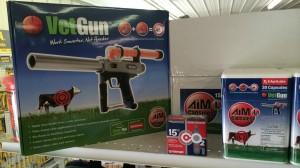 vet gun 300x168 June 22 : Featured Item of the Week : Vet Gun