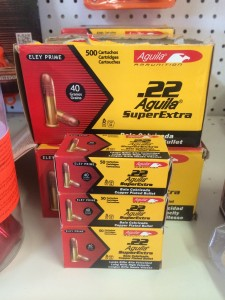 22 long range ammo e1454526787692 225x300 Feb. 15 : Featured Item of the Week : 22 Long Range Rim Fire Ammunition