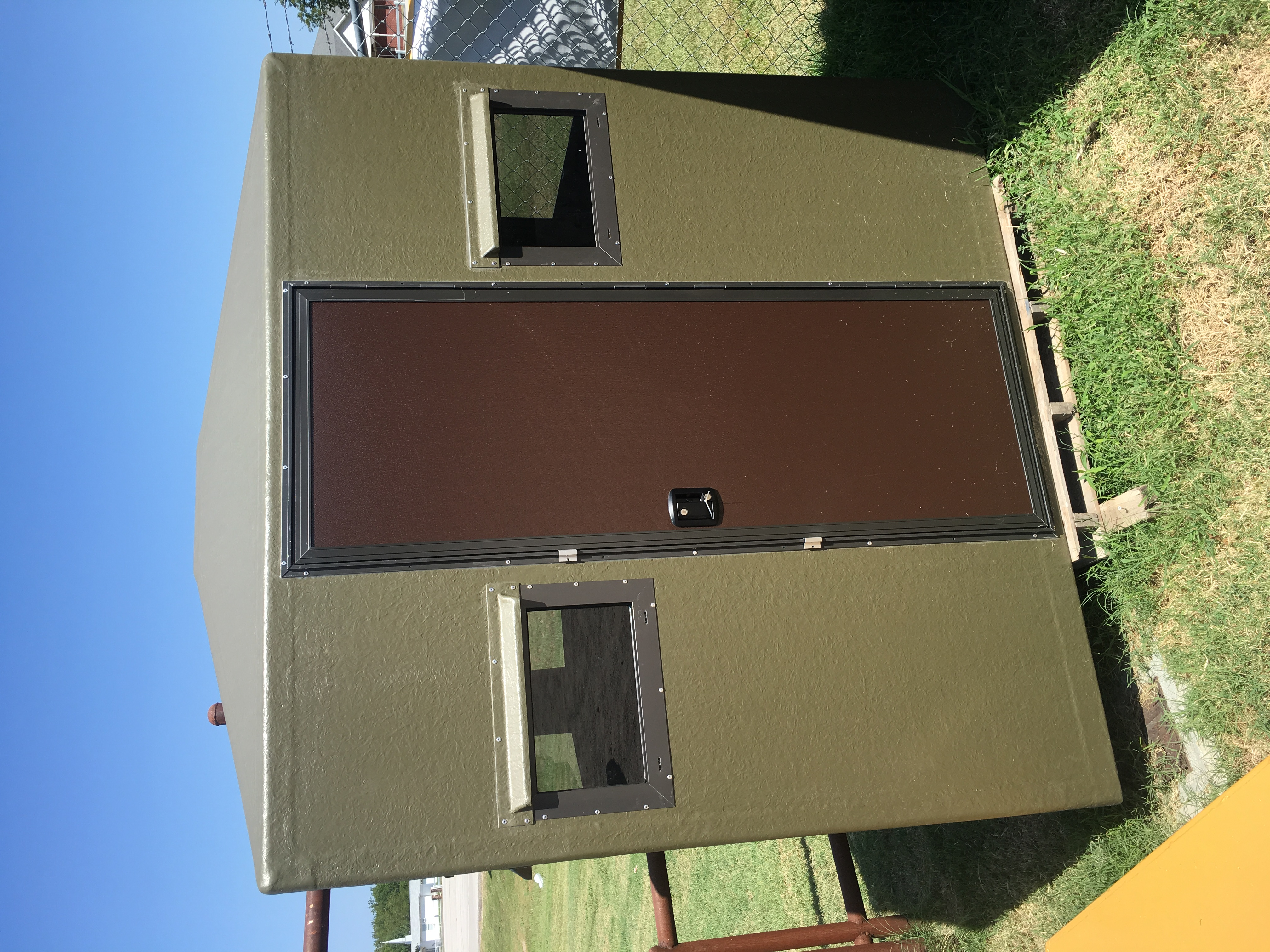 shack finished ready deer blinds shots pin for videos killer texas live in sale photos kill
