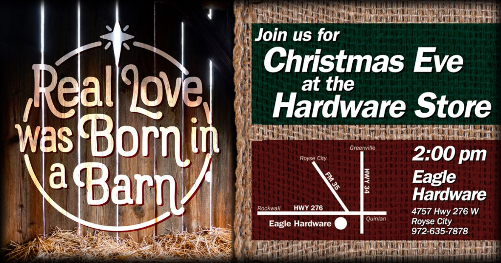 xmas 2016 post 1024x537 Christmas Eve at the Hardware Store Service